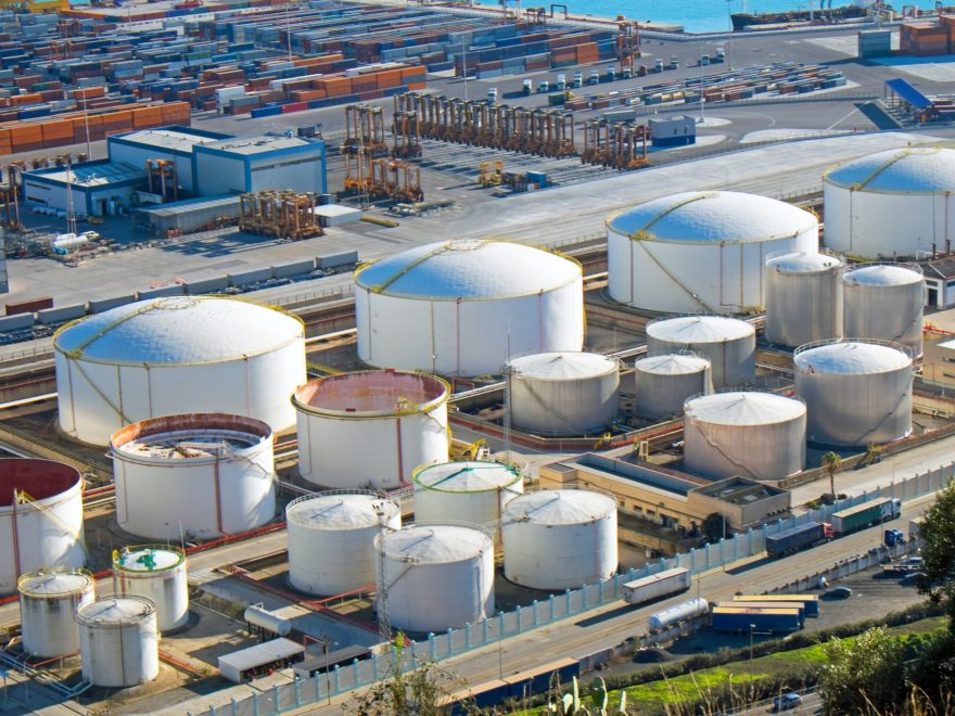 Gas tanks and containers